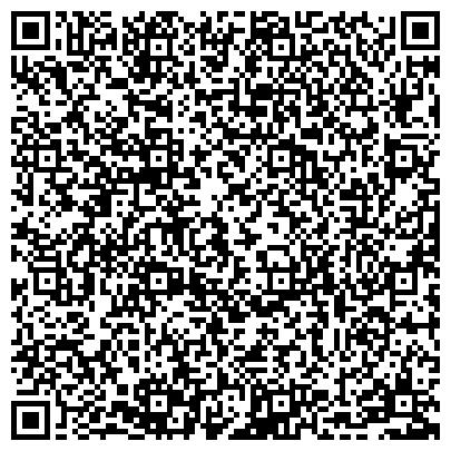 QR-код с контактной информацией организации ООО Тэзори плюс - агентство по подбору домашнего персонала