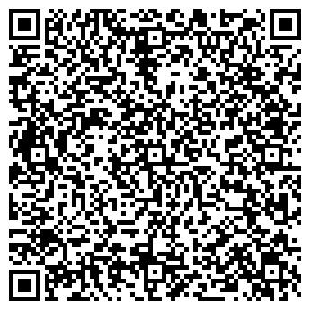 QR-код с контактной информацией организации Метсервис, ЧТУП