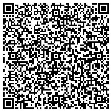 QR-код с контактной информацией организации ЧП Уютные окна
