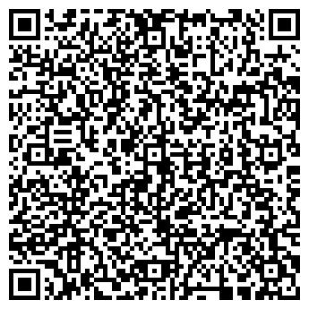 QR-код с контактной информацией организации АЛИМ ТУР