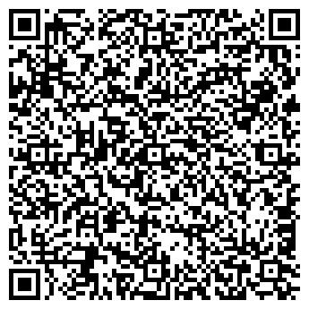 QR-код с контактной информацией организации ООО МИЛАН