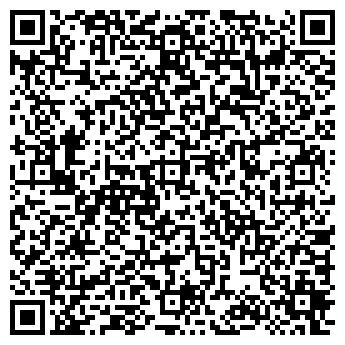 QR-код с контактной информацией организации ООО Пиран Порторож