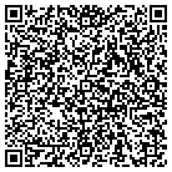 QR-код с контактной информацией организации Фонд angcor.com.ua