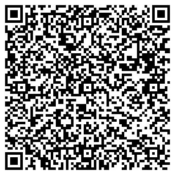 QR-код с контактной информацией организации LTD ISES