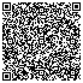 QR-код с контактной информацией организации ЗОВ на Дом, ИП