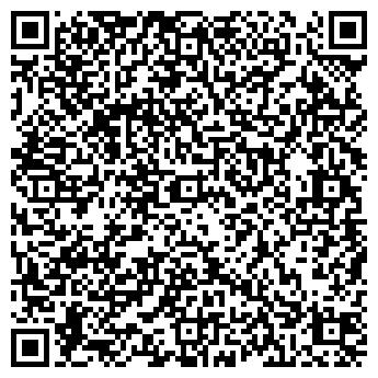 QR-код с контактной информацией организации ООО Спринкс