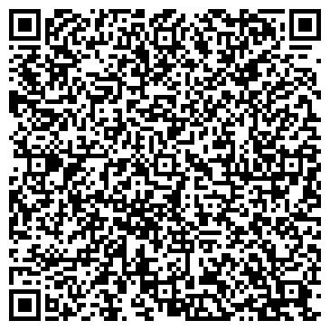 QR-код с контактной информацией организации ИП Студия дизайна Оксаны Бубновой