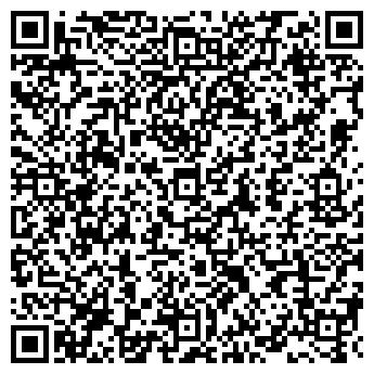 QR-код с контактной информацией организации ИП Шоколадный фонтан