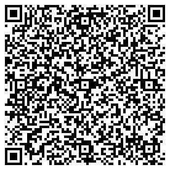 QR-код с контактной информацией организации ООО ГиперМазда