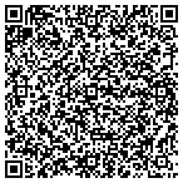 QR-код с контактной информацией организации Попков А.А., ИП