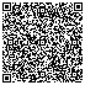 QR-код с контактной информацией организации ИП Ритуальное агентство для животных