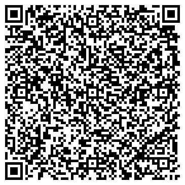 QR-код с контактной информацией организации АН Royal House