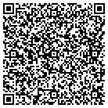 QR-код с контактной информацией организации ООО Этажи