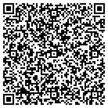 QR-код с контактной информацией организации ЧОУ Безбенко и Ко