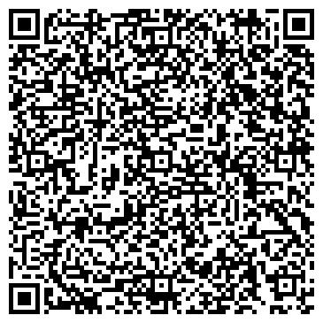 QR-код с контактной информацией организации ЧУП Агентство ОфисТайм