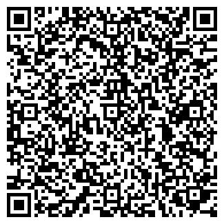 QR-код с контактной информацией организации ООО АЯШИ