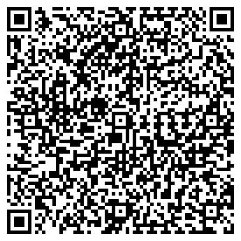 QR-код с контактной информацией организации ЕВРО-КЛИНИК