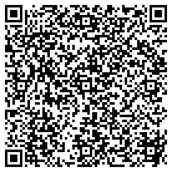 QR-код с контактной информацией организации ИП Мев-Жалюзи