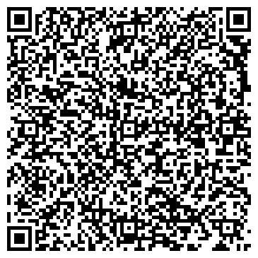 QR-код с контактной информацией организации ИП Студия  FOXART