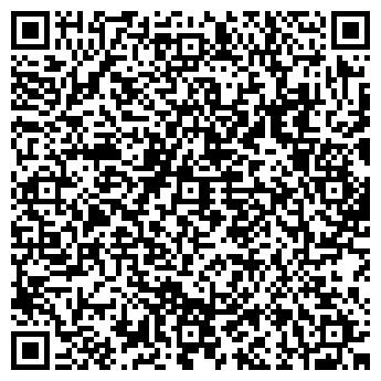 QR-код с контактной информацией организации ООО Автохаус ШАНС