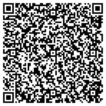 QR-код с контактной информацией организации ЗАО Гермес-Автокузов