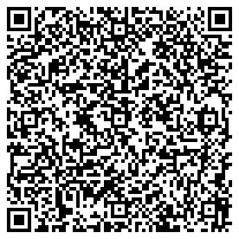 QR-код с контактной информацией организации ООО mozg.kg