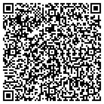 QR-код с контактной информацией организации ЧУП Алекто-Групп