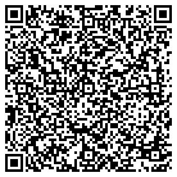 QR-код с контактной информацией организации ООО Фабрика Жалюзи