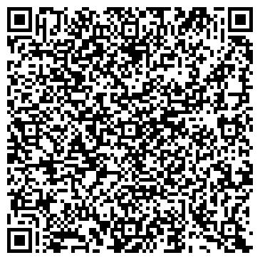 QR-код с контактной информацией организации ООО Банкет Холл Зефир