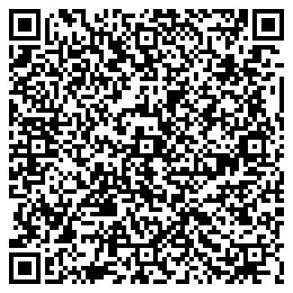 QR-код с контактной информацией организации ООО МясновЪ