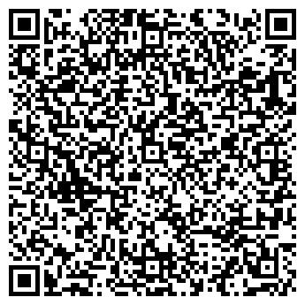 QR-код с контактной информацией организации ООО Спортфайтер