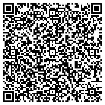 QR-код с контактной информацией организации ИП Chingiz