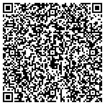 QR-код с контактной информацией организации ООО Блекс Металл Сервис
