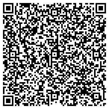 QR-код с контактной информацией организации ООО Интерьер Плюс