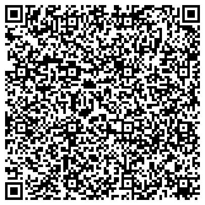 QR-код с контактной информацией организации ИП Студия фитнеса для девушек FitnessHouse