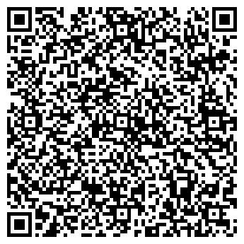 QR-код с контактной информацией организации ООО ЗеДорс