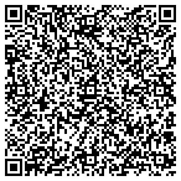 QR-код с контактной информацией организации ЧП Домобуд