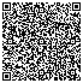 QR-код с контактной информацией организации ИП СЦ Атлант