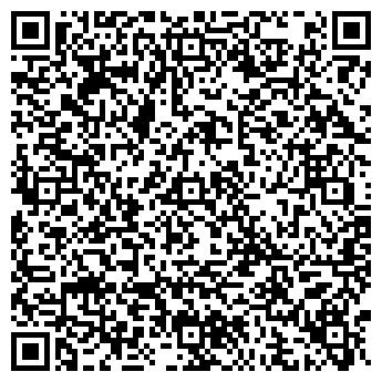 QR-код с контактной информацией организации ИП HappyDay