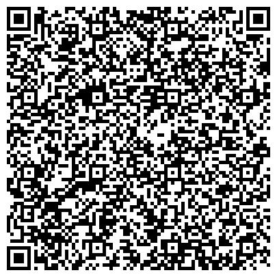 QR-код с контактной информацией организации Техносервисинформ, СТО Volvo (Вольво), Днепропетровск