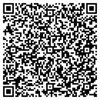 QR-код с контактной информацией организации ПЛОВ