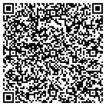 QR-код с контактной информацией организации ООО Акватик
