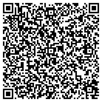 QR-код с контактной информацией организации ООО Кисмис