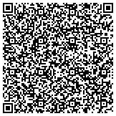 """QR-код с контактной информацией организации ТОО Авиа Тур Агентство """"Мир прекрасен"""""""