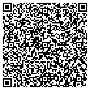 QR-код с контактной информацией организации ТурСалон, ИП