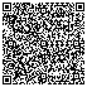 QR-код с контактной информацией организации ИП «Рыбный день»