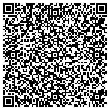 """QR-код с контактной информацией организации НКО (НО) """"Аура Добра"""""""