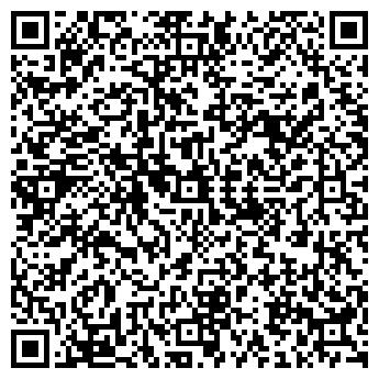 QR-код с контактной информацией организации BEEFBAR