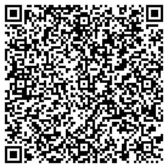 QR-код с контактной информацией организации ООО Deluxe