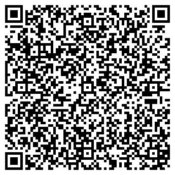 QR-код с контактной информацией организации ТОО АКВАФОР чистая вода, ООО